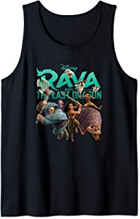Disney Raya and the Last Dragon Characters Débardeur