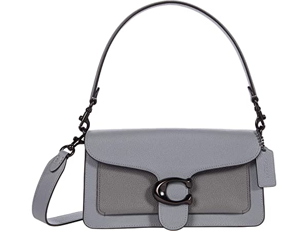 COACH Color Block Tabby Shoulder Bag 26