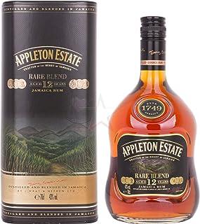 Appleton Estate 12 Years Old Jamaica Rum Rare Blend 43,00% 0,70 Liter