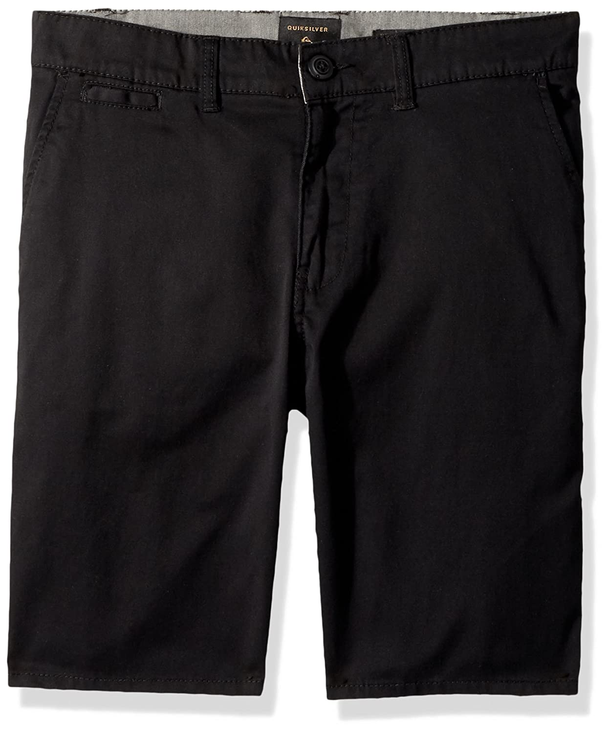 Quiksilver Boys 8- New Everyday Union - Chino Shorts Size 25-10