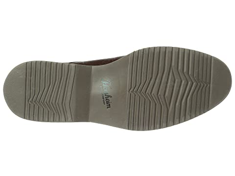 Piel Oxford Cuero Union lisa Florsheim Chocolate 1Rq50nw