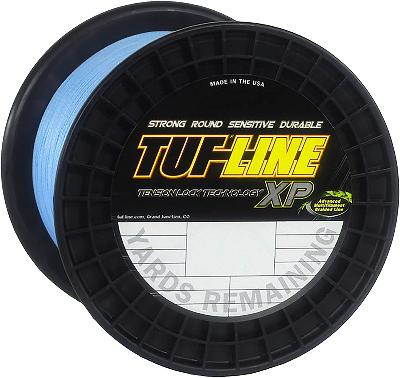 TUFLINE TUFLEADER Braided Stainless Steel Line 5 yds Pick a Size