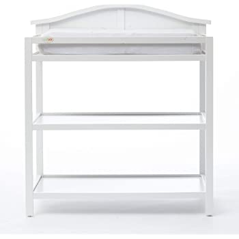 Suite Bebe Tanner Changing Table White