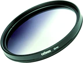 Dorr 49mm Grey Graduated Color Filter