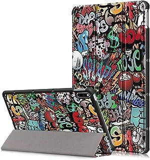 """جراب لهاتف Huawei Matepad 10.4 """"Book Cover for Tablet Matepad 10.4 Slim Case with Trip-Stand for Huawei Tablet 10.4"""" جراب ..."""