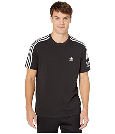 adidas Originals Lock Up Tee (Black) Men