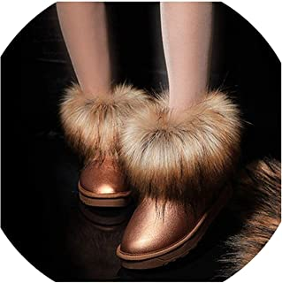 3566b39d67 Amazon.com: Gold - Snow Boots / Outdoor: Clothing, Shoes & Jewelry