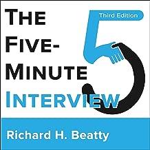5 minute job interview