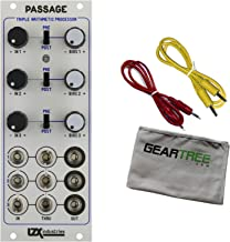 LZX Passage 10hp Signal Mixer and Voltage Processor Video Synth Module Eurorack