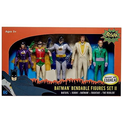 "DC Comics Batman Classic TV Series Riddler 6/"" Action Figures"
