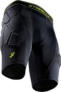 Storelli BodyShield - Pantalones Deportivos para Portero Unisex 2.0 | Pantalones Cortos de fútbol Acolchados deslizantes |...