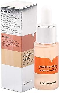 Vitamine C-serum voor gezichtshydratatie, sproeten verwijderen, donkere vlek vervagen Anti-veroudering witter huid, gezich...
