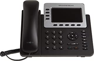 """Grandstream Enterprise IP Phone GS-GXP2140 (4.3"""" Color Display, POE, Power Supply Not Included)"""
