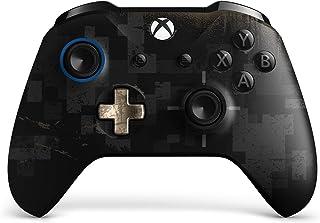 Microsoft - Mando Inalámbrico PUBG Edición Limitada (Xbox One), negro