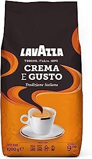 Lavazza Kaffeebohnen - Crema e Gusto Tradizione Italiana - 1er Pack (1 x 1 kg)
