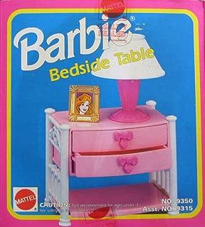 barbie bedside table