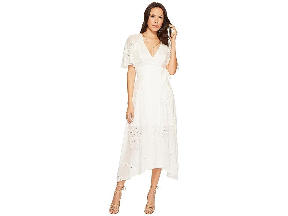 ASTR the Label Gretchen Dress (White) Women