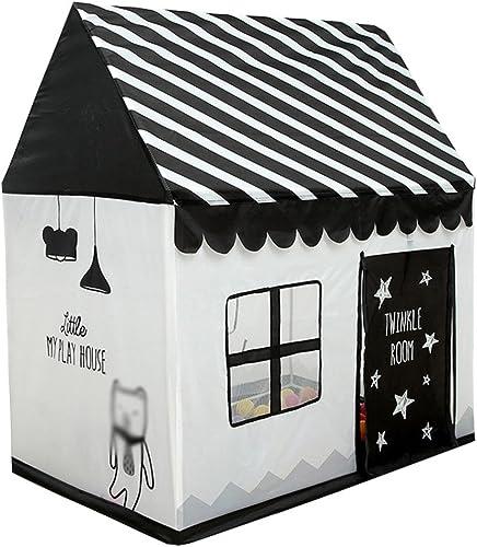 C-J-Xin Tente de Jeu, Coin de Lecture extérieur de Piscine de Boule d'océan de Tissu d'intérieur de ménage de Maison de Maison de Maison, 100  70  110CM Tente Enfant
