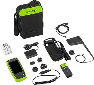 NetAlly AIRCHECKG2-TA-KT AirCheck G2 Wireless Tester with Test Accessory Kit, Wi-Fi Tester