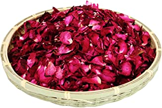 Dried natural real red rose flower petals for Wedding party decoration Wedding Table Confetti Pot Petal flower bath Gift box fill body wash foot wash,Romantic night Potpourri Bath Salts