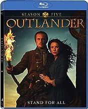 Outlander- Season 05 [Blu-ray]