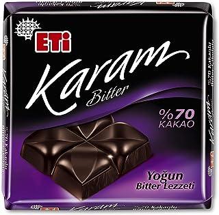 Eti Karam %70 Kakaolu Bitter Çikolata 60 g