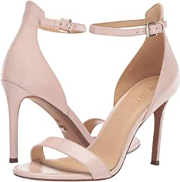 Soft Pink Embossed Patent
