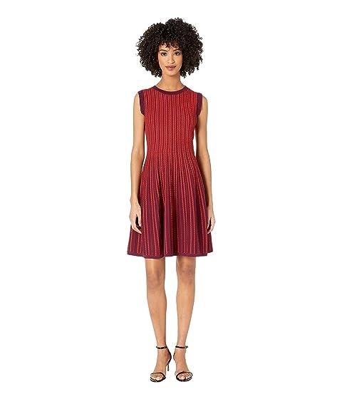 Kate Spade New York Dashing Beauty Textured Sweater Dress