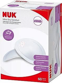 NUK NK10252081 - Pack de 60 discos de lactancia