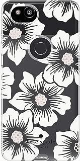 Kate Spade New York Hardshell Case for Google Pixel 2 - Clear/White Flowers
