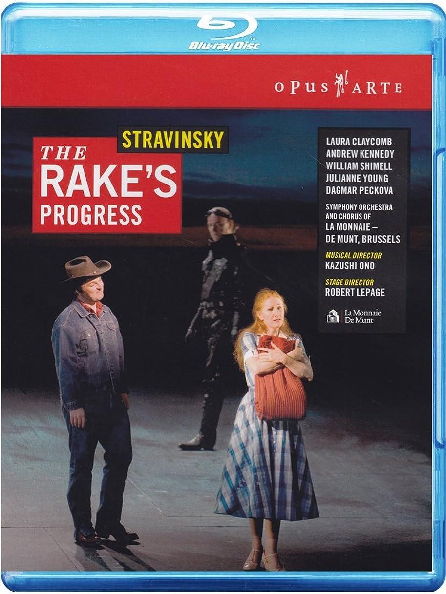 反応する患者脆いStravinsky: The Rake's Progress [Blu-ray] [Import]