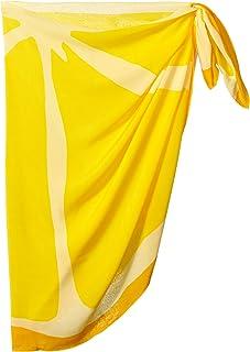 Collection XIIX Womens Orange Wrap