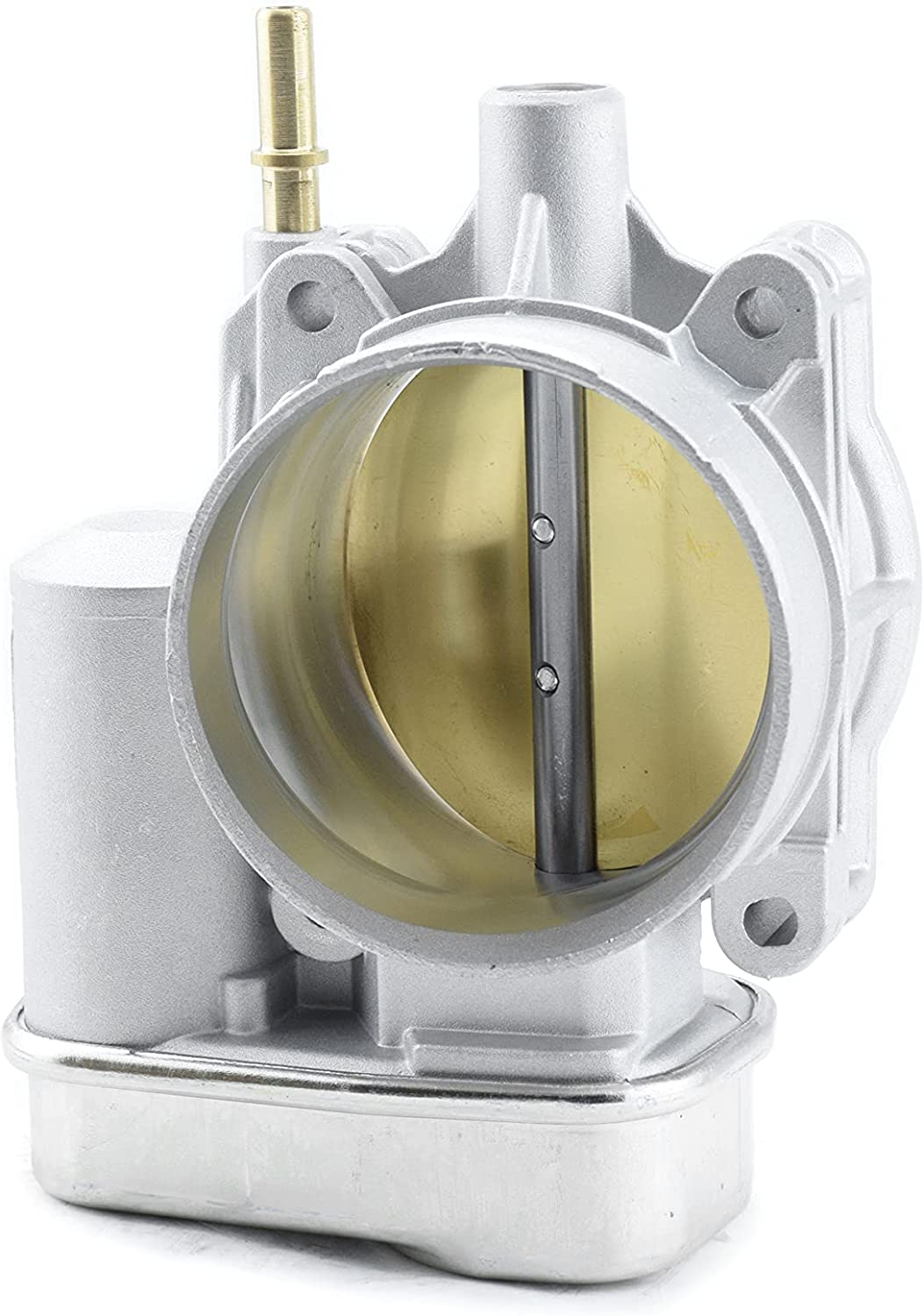 ADIGARAUTO Max 51% OFF Finally popular brand S20064 Throttle Body Compatible With GMC Canyon Envoy