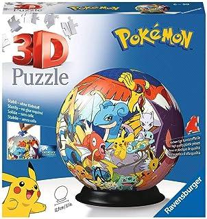 Ravensburger 11785 Pokémon 3D Pusselboll