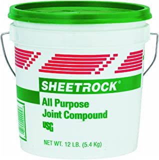 U S GYPSUM 385140 385140004 All All Purpose Joint Compound, 1 Gal