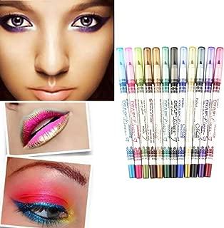 color eyeliner set