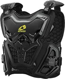 EVS Sports Men's F2 Roost Deflector (Black, X-Large)
