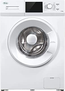 Terim Front load Washing Machine 8.5Kg, 1200 RPM, White, TERFL91200, 1 Year Warranty