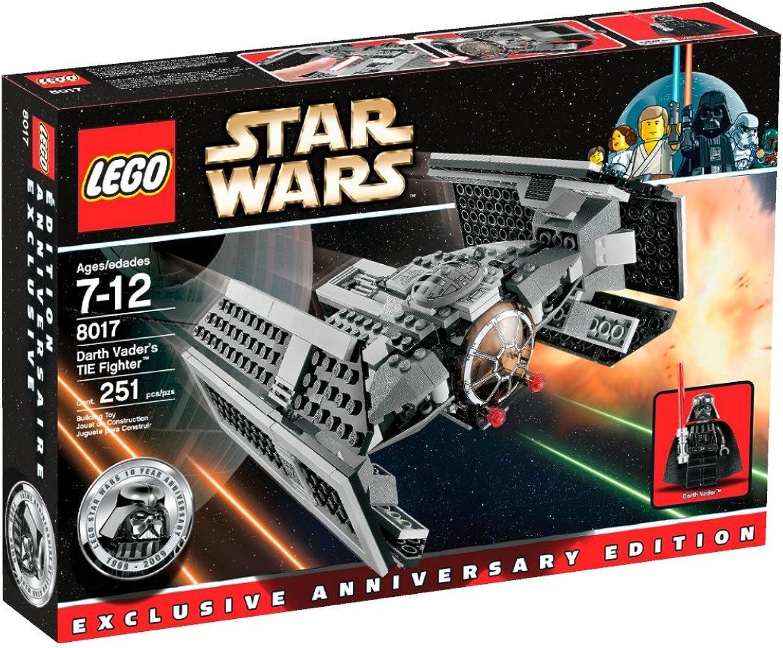 LEGO Star Wars Darth Vader's TIE Fighter (8017) B001GMZR18  Konzentrieren Sie sich auf das Babyleben   | Sonderkauf