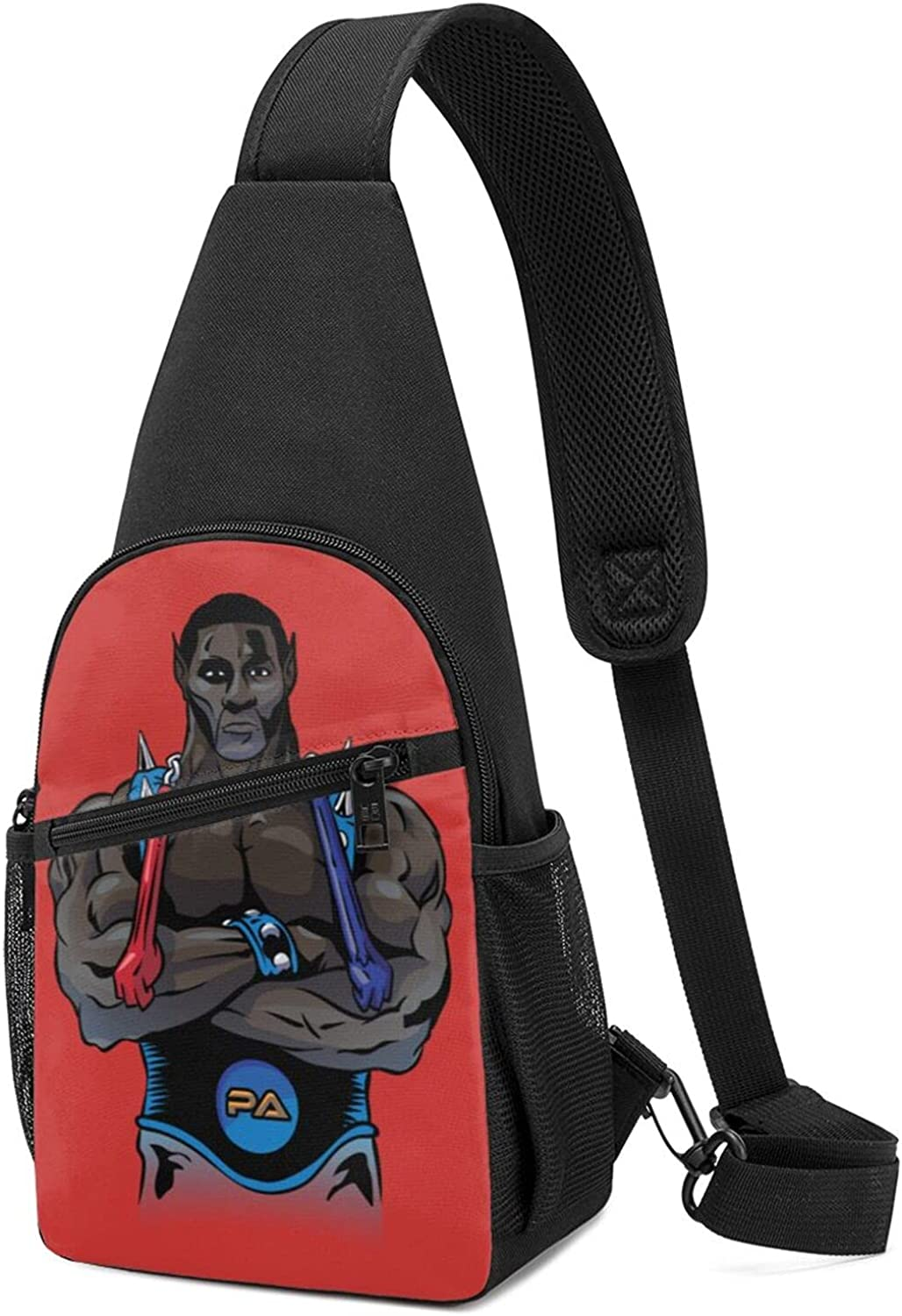 Chest Bag Check New product!! Yo 25% OFF Self Thundercats Shoulder - Backpac Sling