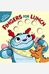 Fingers For Lunch Board book