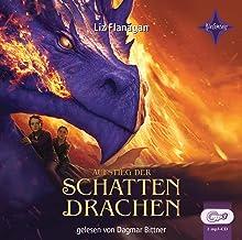 Aufstieg der Schattendrachen: Leicht gekürzte Hörbuchfassung, gelesen von Dagmar Bittner, 2 mp3-CD, ca. 8 Std. (Legenden d...