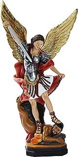 Erzengel Michael Gürtelschnalle; Bild des Heiligen Michael; Tyrael...