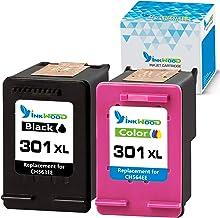Inkwood 301XL Cartuchos de Impresora para HP 301 XL