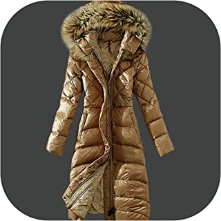 Surprise S Female Thicken Warm Winter Down Coat Women Large Natural Duck Down Parka Hooded Winter Jacket