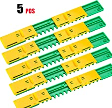 Sunflower Beehive Plastic Entrance Reducer Gate Treated Anti-Escape and Mouse mice Guard (5)
