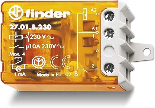 Relè elettromeccanico ad Impulsi Tipo 270182300000 - Serie 27 Finder