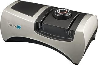 KitchenIQ 50353 Angle Adjust Adjustable Electric Knife Sharpener