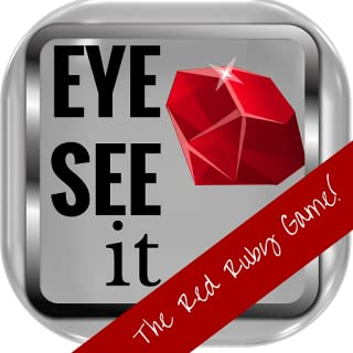 Eye See It - The Red Ruby Game