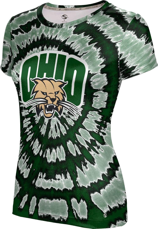 ProSphere Ohio University Girls' Performance T-Shirt (Tie Dye)